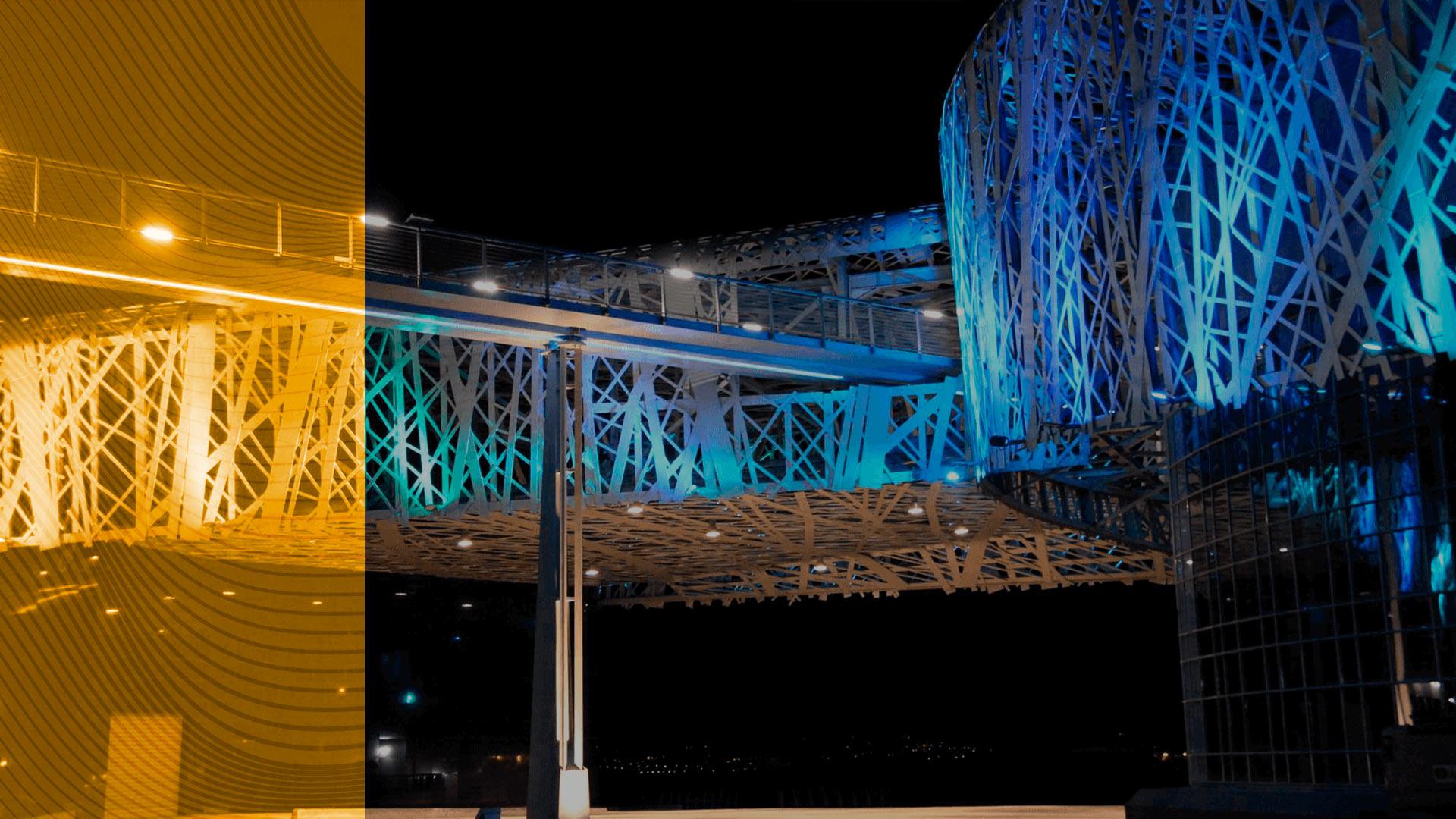 réalisations de supports d'éclairages publics